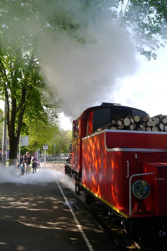 Київська дитяча залізниця