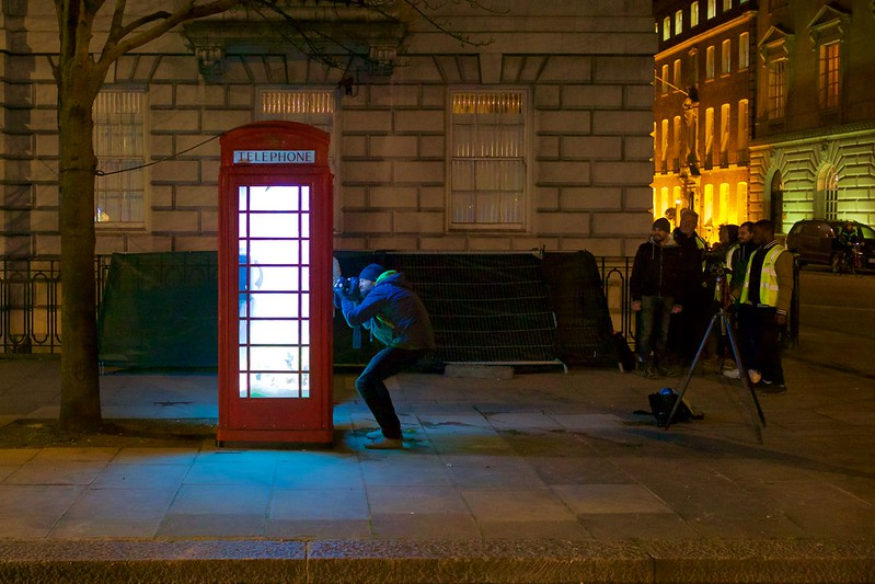 Lumiere London Telephone 1