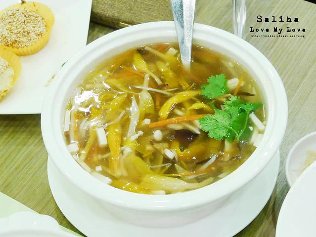 大坪林捷運站附近美食餐廳素食小蔬杭 (15)
