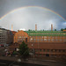 Full Rainbow by Laser Kola