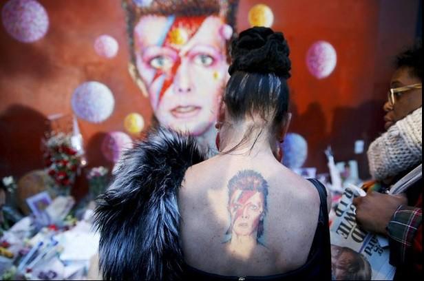 Muerte de Bowie, el tema de las redes sociales