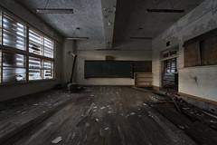 Old Shimizusawa Elementary School, Hokkaido