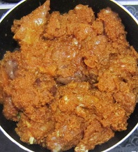 Chicken Ullarthiyathu - Step 7