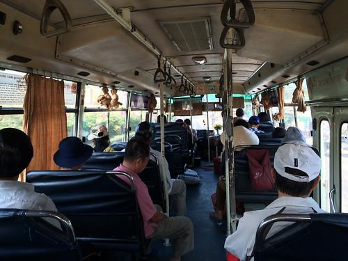 Bus local de Ho Chi Minh  Ville à Cu Chi