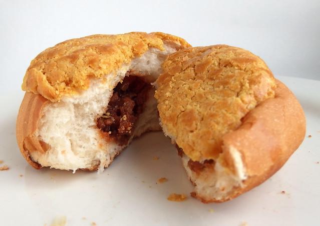 Sweet bun with Char Siu