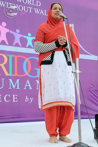 Seema Hans from Karnal expresses her views
