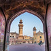 Wazir Mosque, Lahore by umair434