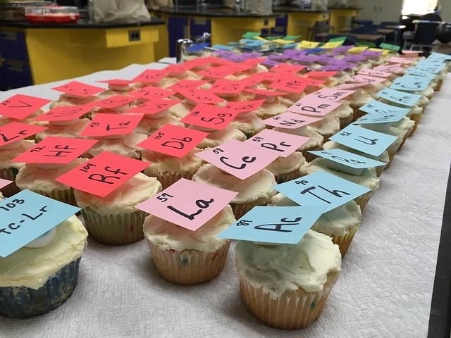 Chemistry Periodic Table Celebration 2016