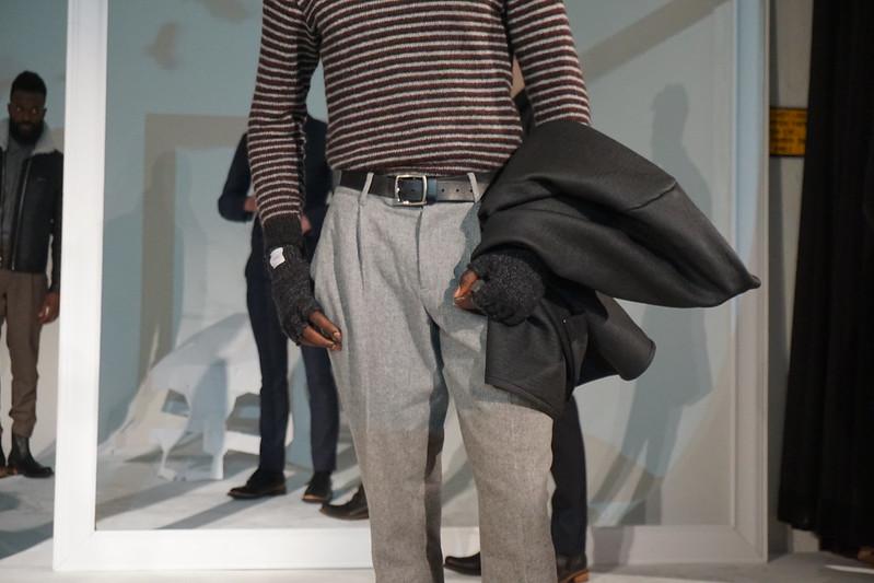 krammer & stoudt #nyfwm new york fashion week mens fall 2016