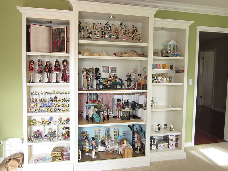 My New Doll Room
