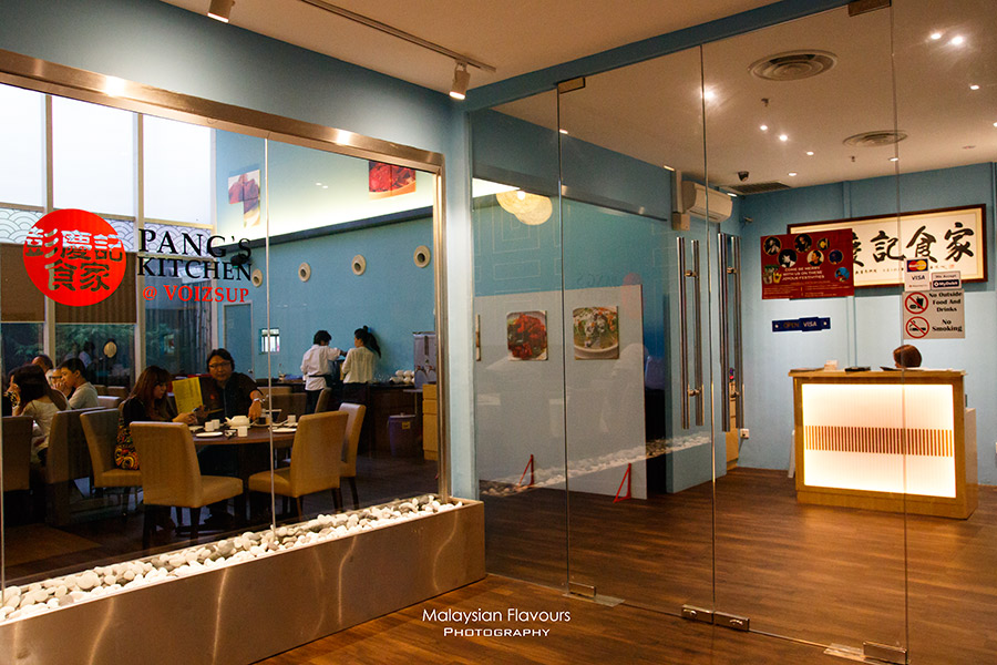 Pang S Kitchen Voizsup Taman Desa Kl Michelin Star Dining