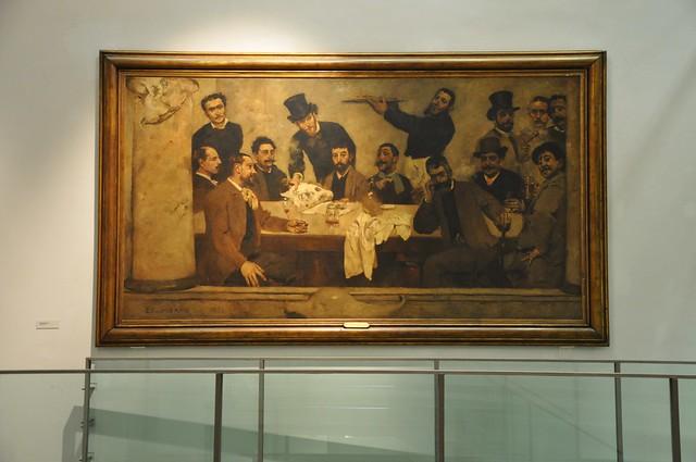 Lisboa - Museu Nacional de Arte Contemporânea - Museu do Chiado