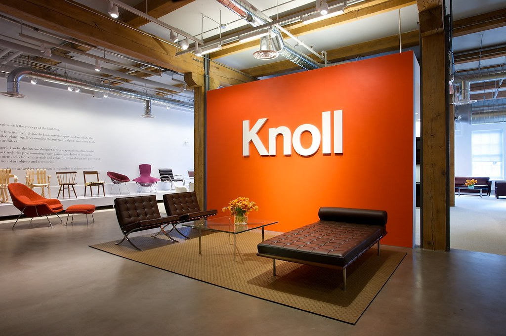 Knoll Showroom Toronto