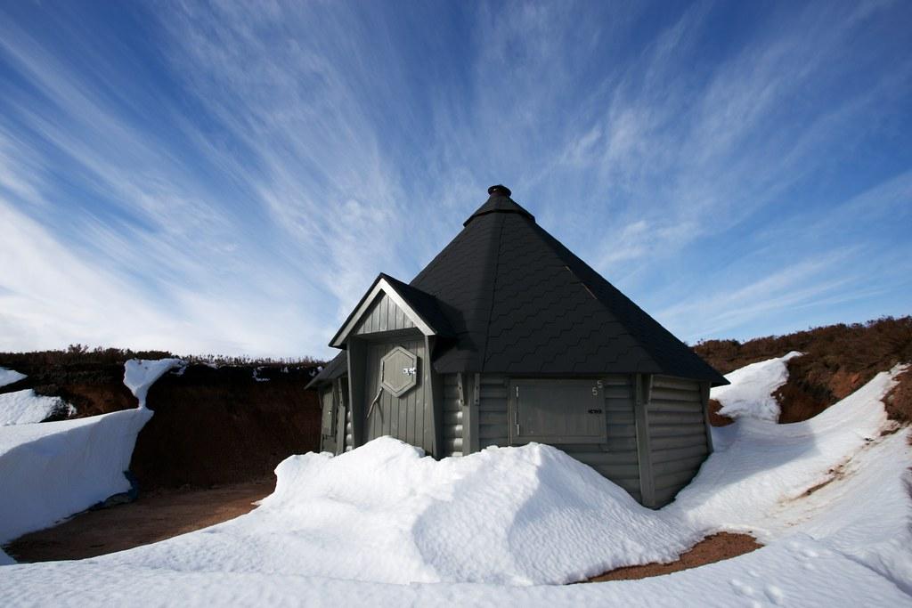 Stalking Hut