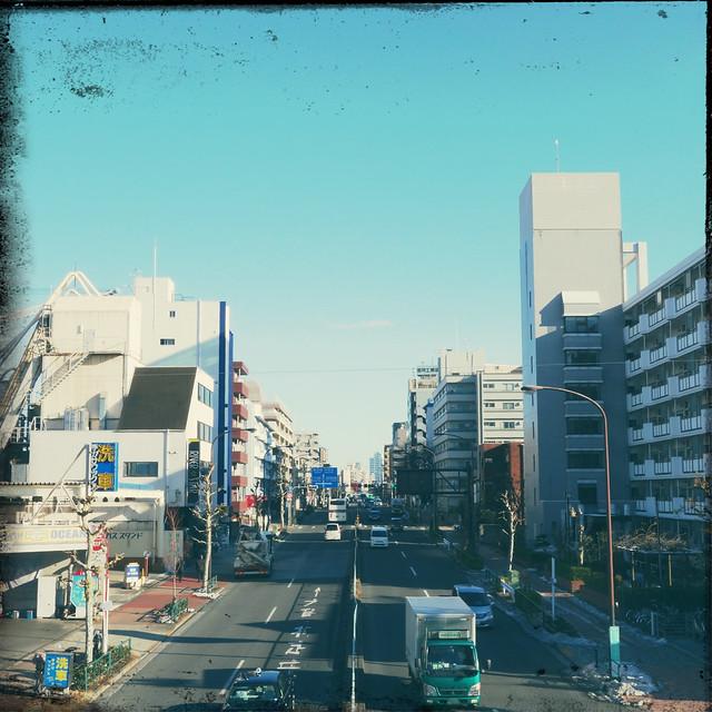Mejiro street