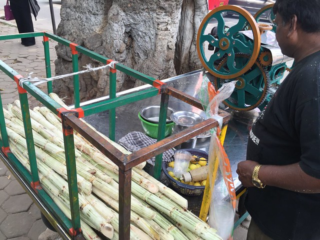 Sugarcane Juice Stand