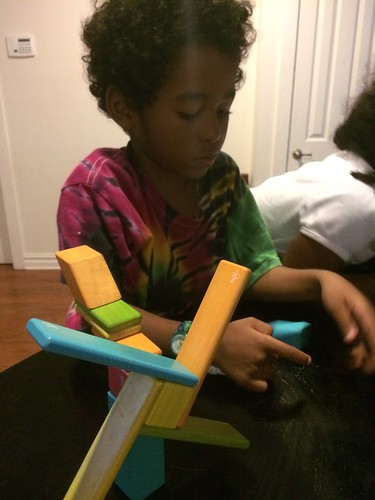 Windmill of Tegu blocks by Judah