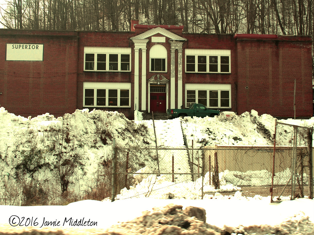 Superior-Maitland School -- McDowell County, WV