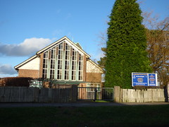 Longbridge Parish Church - Longbridge Lane, Longbridge