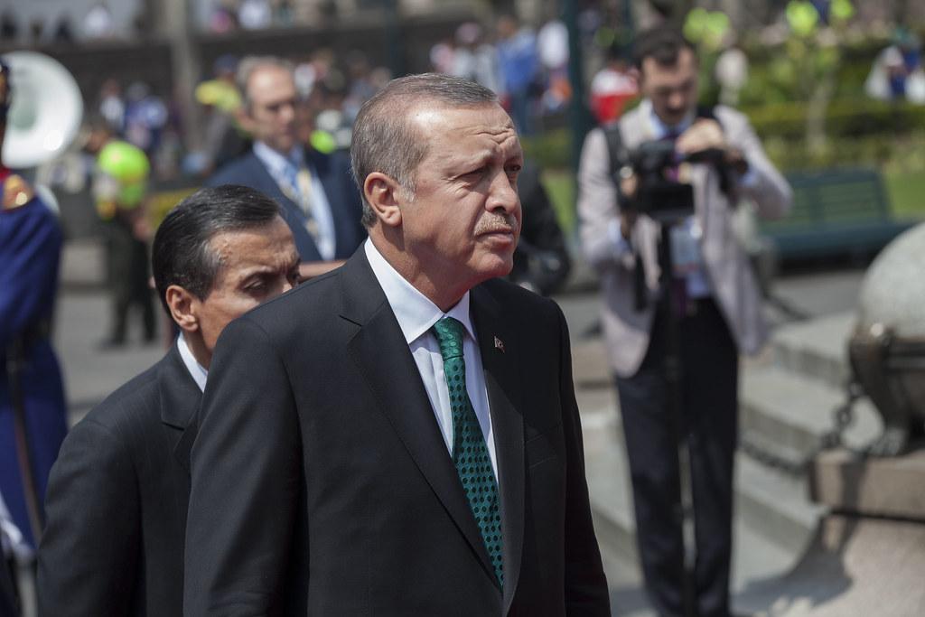 Visita Oficial delegación de Turquía
