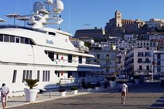 RoMa Yacht, Ibiza Town