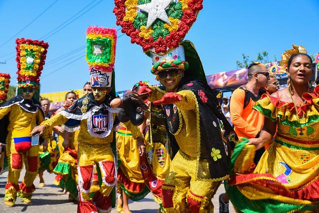Carnaval 2016: Barranquilla, Atlántico, Colombia