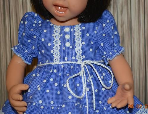 платье для Wichtel