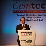 John Fraser-Andrews, HSBC Bank Plc (UK)Cemtech MEA 2016