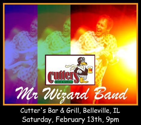 Mr Wizard band 2-13-16