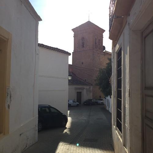 Calles de La Villa y Museo del Agua