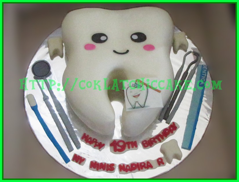 Cake Dokter Gigi