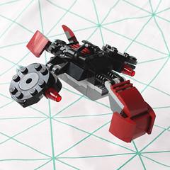 Condor-Class Assault Cruiser (75134 Remix)