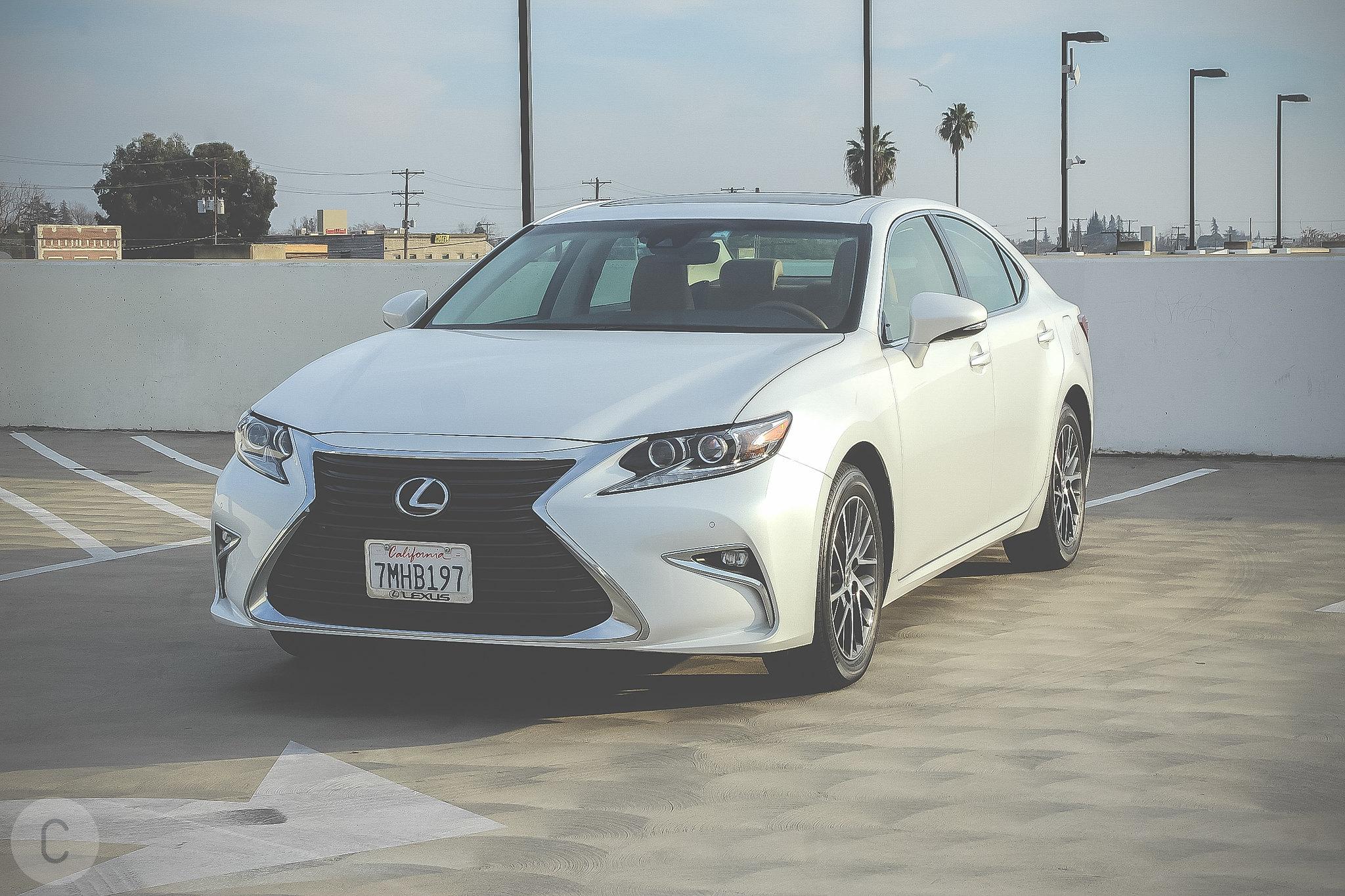 2016 Lexus ES 350 is in the CF Garage