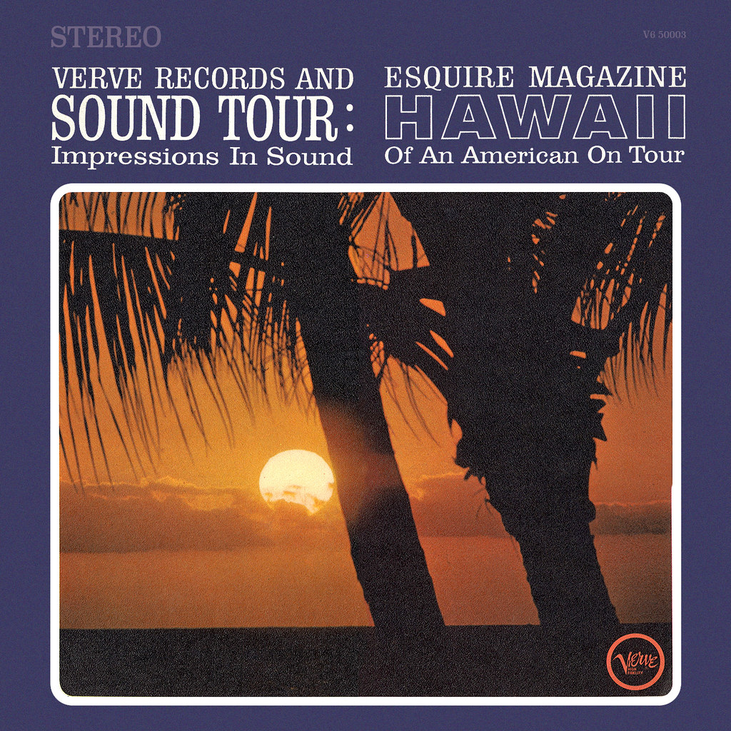 Kenyon Hopkins - Esquire Magazine Sound Tour Hawaii