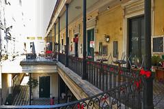 Buenos Aires - El Viejo Patio de San Telmo patio