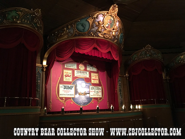 Walt Disney World Magic Kingdom Trip Report October 2015 - Country Bear Collector Show #020