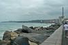 Vina del Mar - Shore looking north