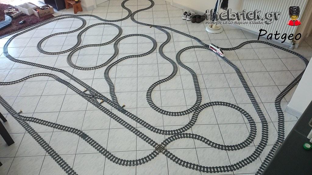My LEGO Train Play Set 25165164389_9a5e0887a1_b