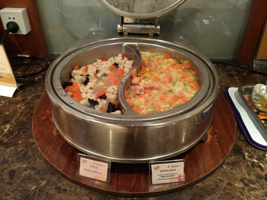 Assorted stir-fry vegetable