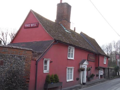 The Bell Inn, Wendens Ambo
