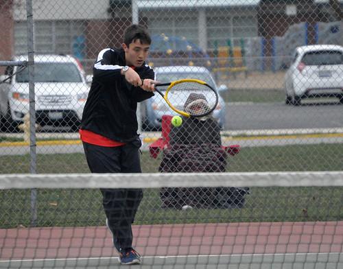 SPTS - Cheney tennis Shogo Starr 5 - 03312016