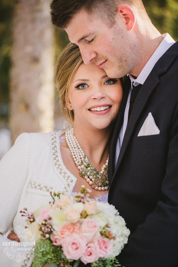 Tanis & Blair - Prince George Wedding Northern BC Photographers