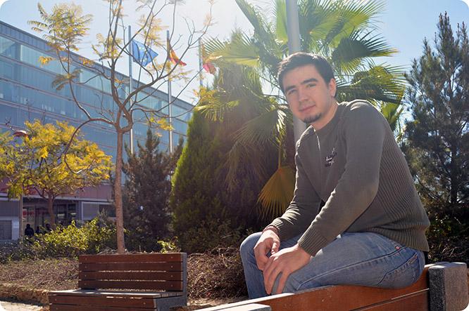 Telefónica selecciona a un estudiante de la UPCT para una misión tecnológica en Silicon Valley