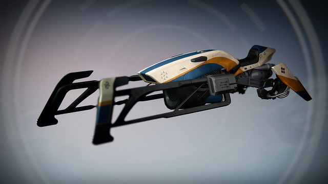 Destiny PlayStation-Exclusive Sparrow: Velumbra