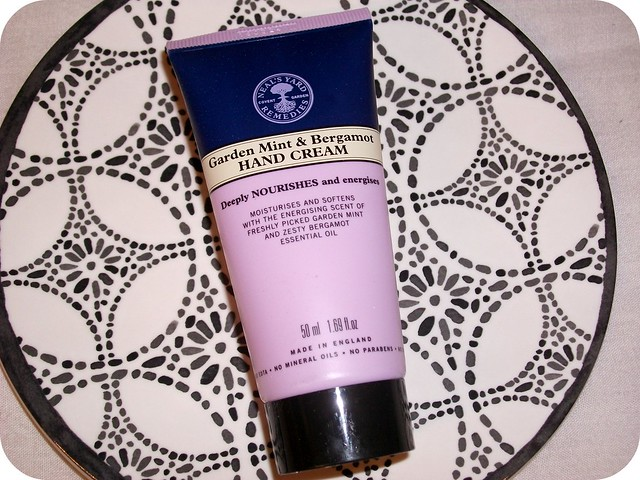 Free Neals Yard Hand Cream May 2016 Marie Claire