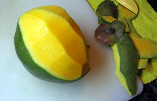 Mango y Langostinos (1)