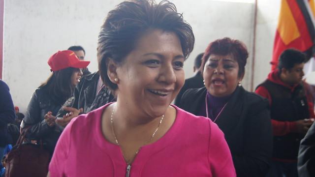 Arranque de campaña Alba Leonila