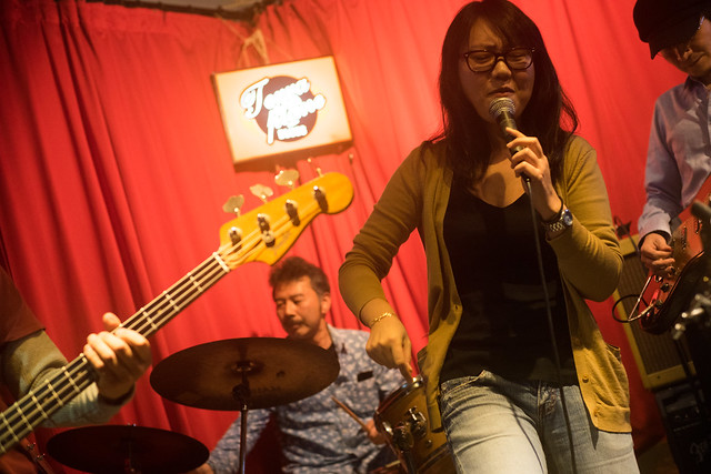 T.G.I.F. Blues Session at Terraplane, Tokyo, 08 Apr 2016 -00071
