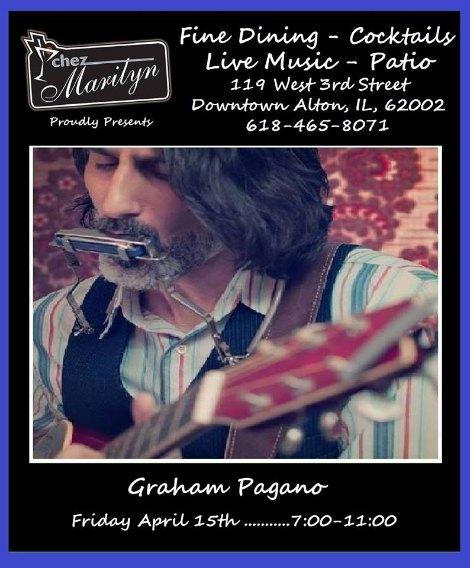 Graham Pagano 4-15-16