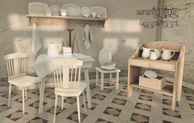 Serenity Style- Lucy Country Advert